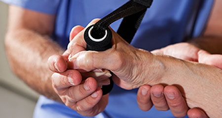 Physiotherapy and sports therapy